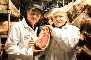 Dry Aging – USA Besuch von Harald Kiesinger bei Sam Solasz, Master Pouveyrs, Bronx NYC