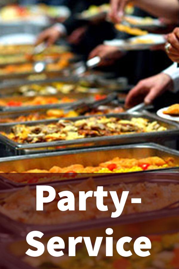 Zum Partyservice