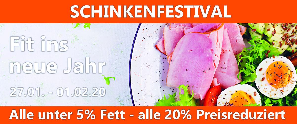 Metzgerei Kiesinger Tübingen Schinkenfestival